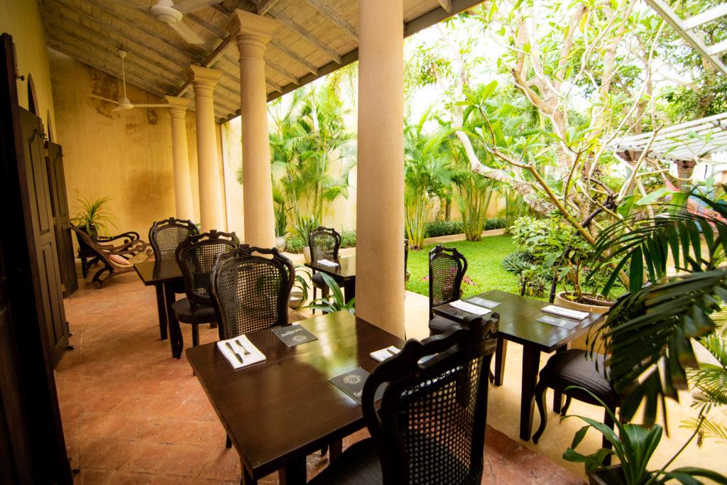 Sri Lanka - Galle Forte - 1567 - Mango House Galle Fort