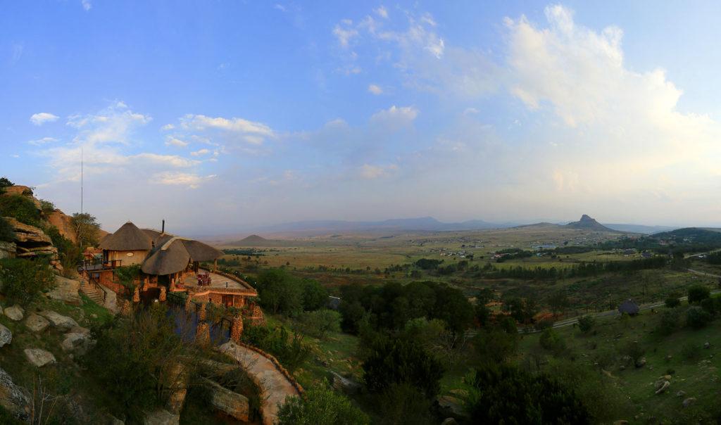 South Africa - Battlefields - Isandlwana Lodge - Panoramic Views
