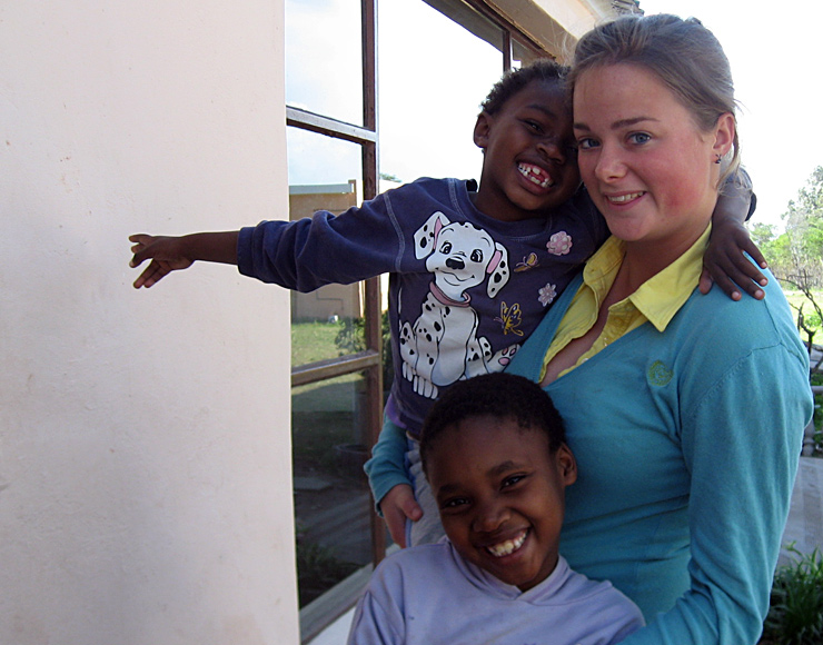 Care Work Project in South Africa