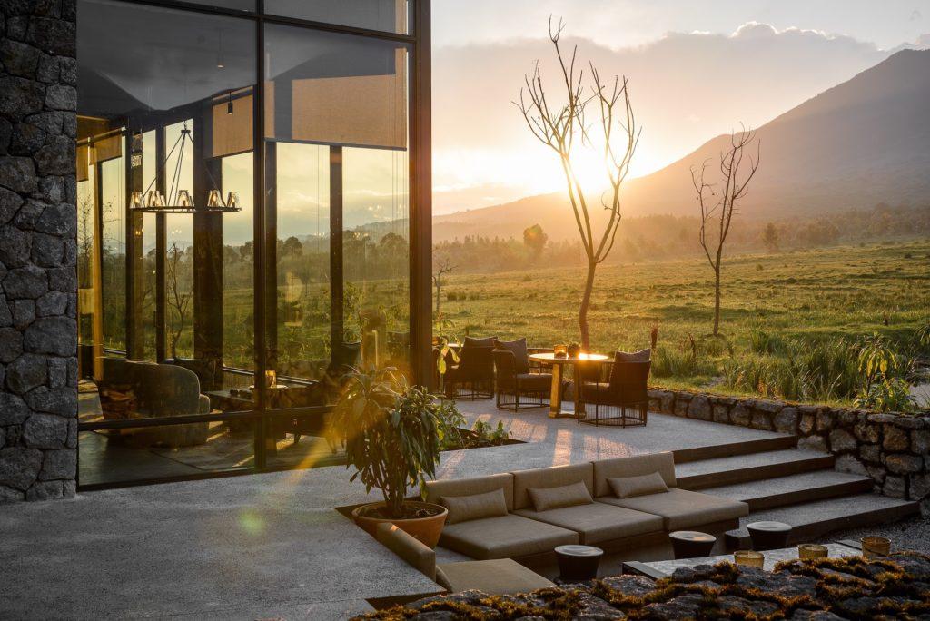 Rwanda - Volcanoes National Park - 1568 - Singita Kwitonda Lodge Sunrise