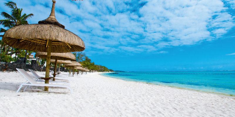 Mauritius - Belle Mare - 3996 - Ambre Hotel beach
