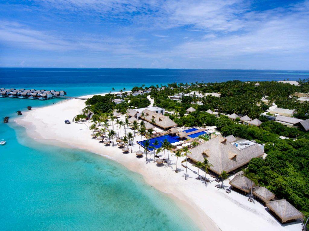 Mauritius - Raa Atoll - 1553 - Emerald Maldives Aerial View