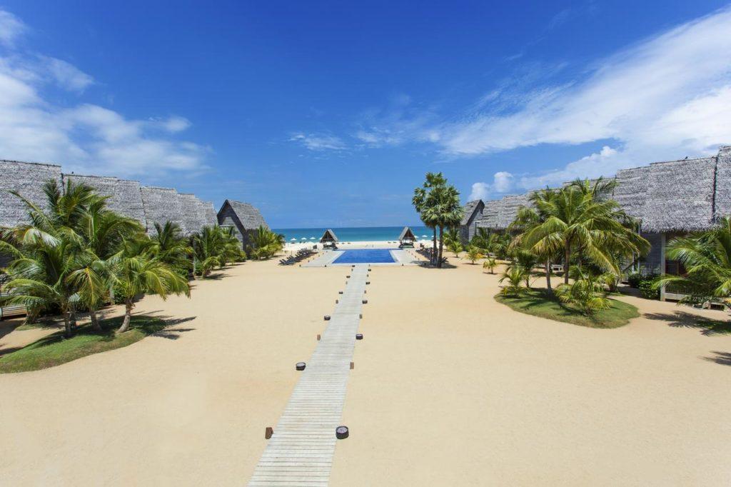 Sri Lanka - Pasikudah - 1567 - Maalu Maalu Resort & Spa beach