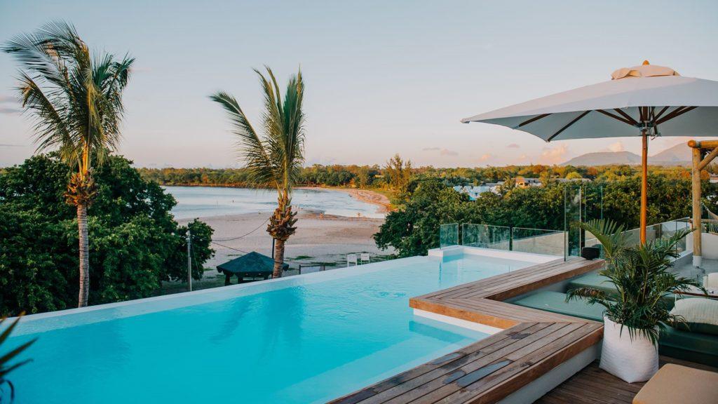 Mauritius - Tamarin - 3996 - Veranda Tamarin Hotel Plunge Pool