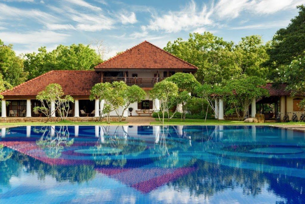 Sri Lanka - Anuradhapura - 1567 - Ulagalla by Uga Escapes Swimming Pool