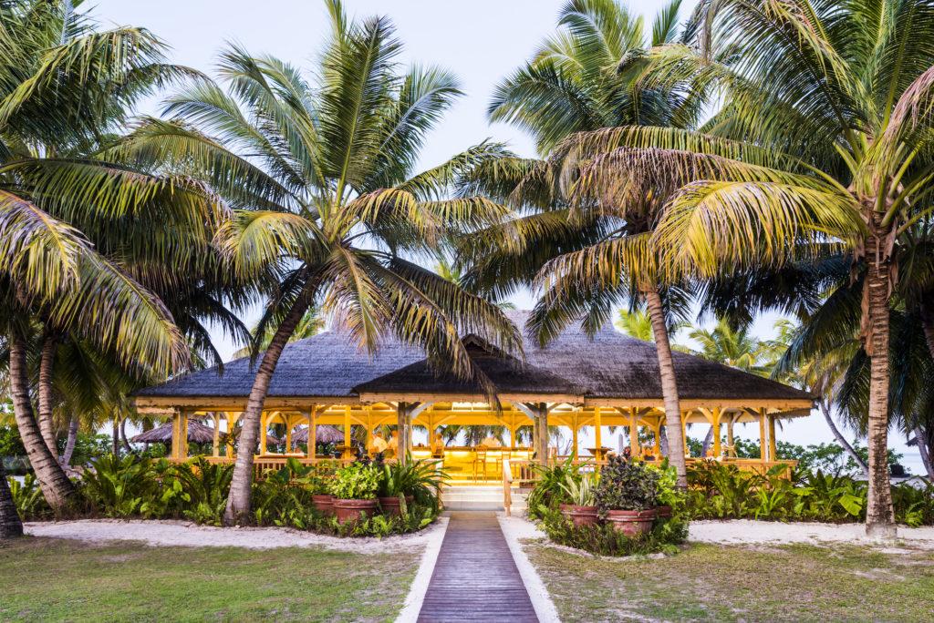 Seychelles - Alphonse Island - 1554 - Alphonse Island Restaurant