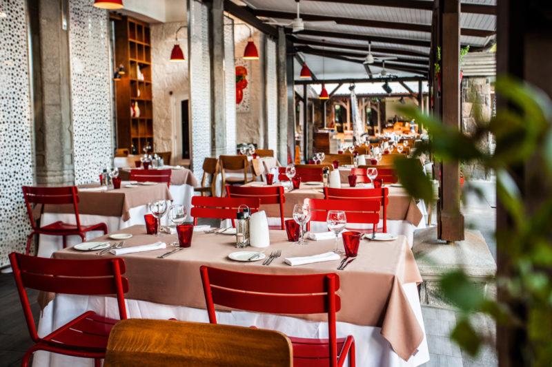 Mauritius - South Coast - 3996 - Shandrani Beachcomber Resort & Spa Ponte Vecchio