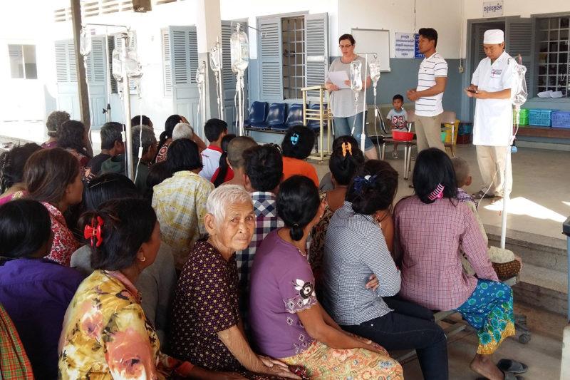 Medical Teaching Internship in Cambodia