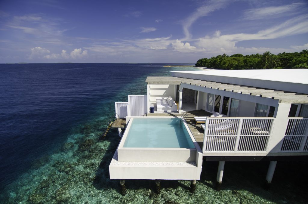 Maldives - Baa Atoll - 1567 - Amilla Maldives Resort & Residences ocean reef house