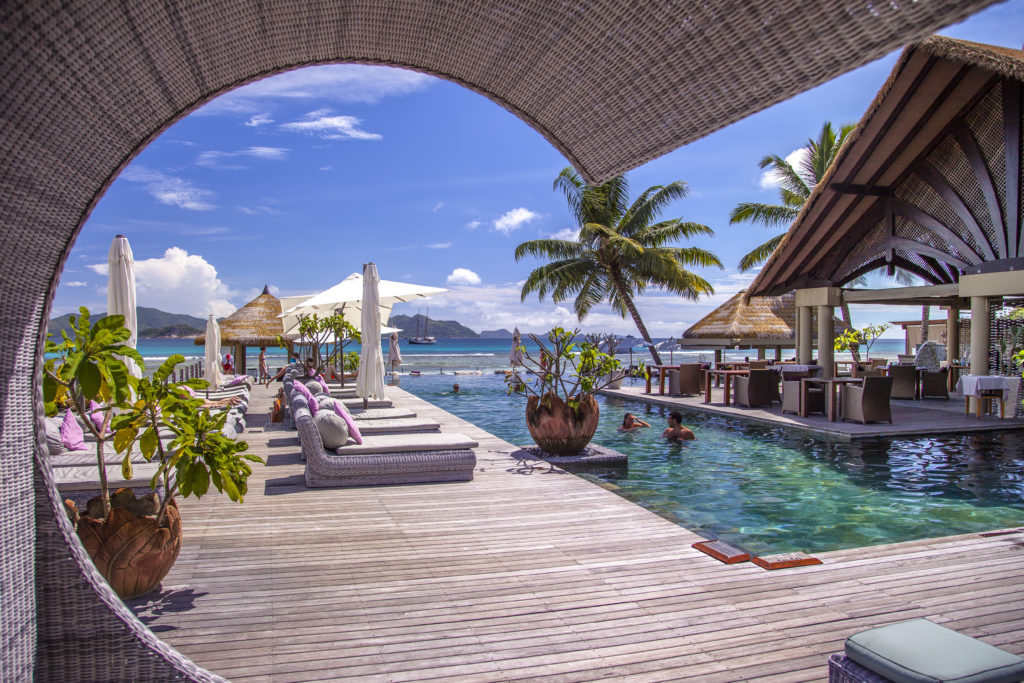 Seychelles - La Digue Island - 1554 - Le Domaine de L'Orangeraie Plunge Pool