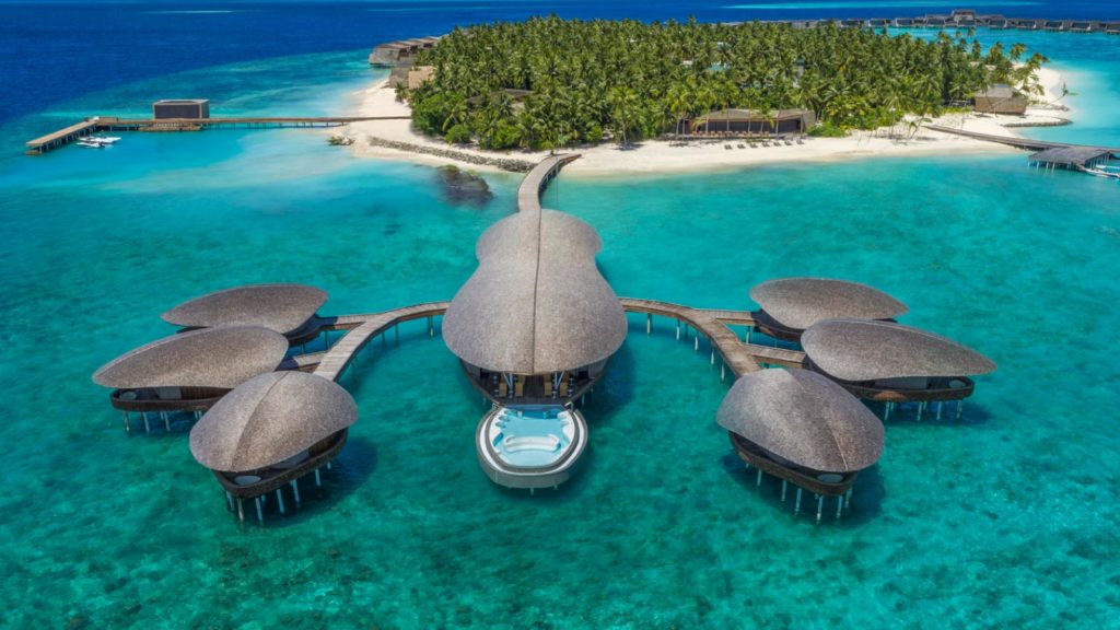 Maldives - Dhaalu Atoll - 1567 - The St Regis Maldives Volummi Resort