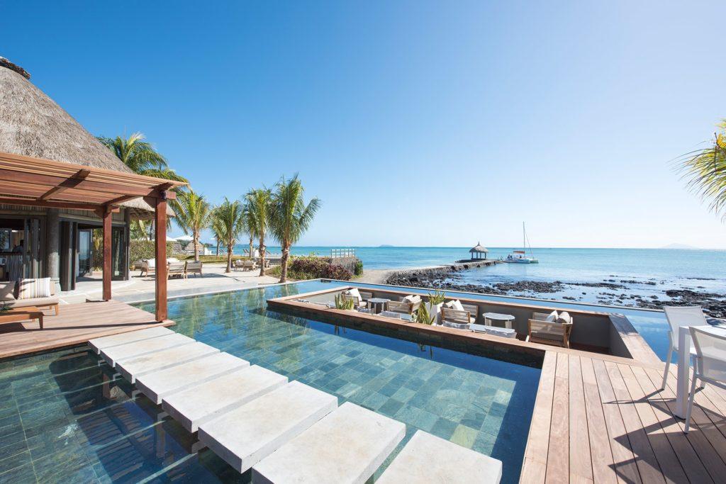 Mauritius - North Coast - 3996 - Veranda Paul et Virginie Hotel & Spa pool with view