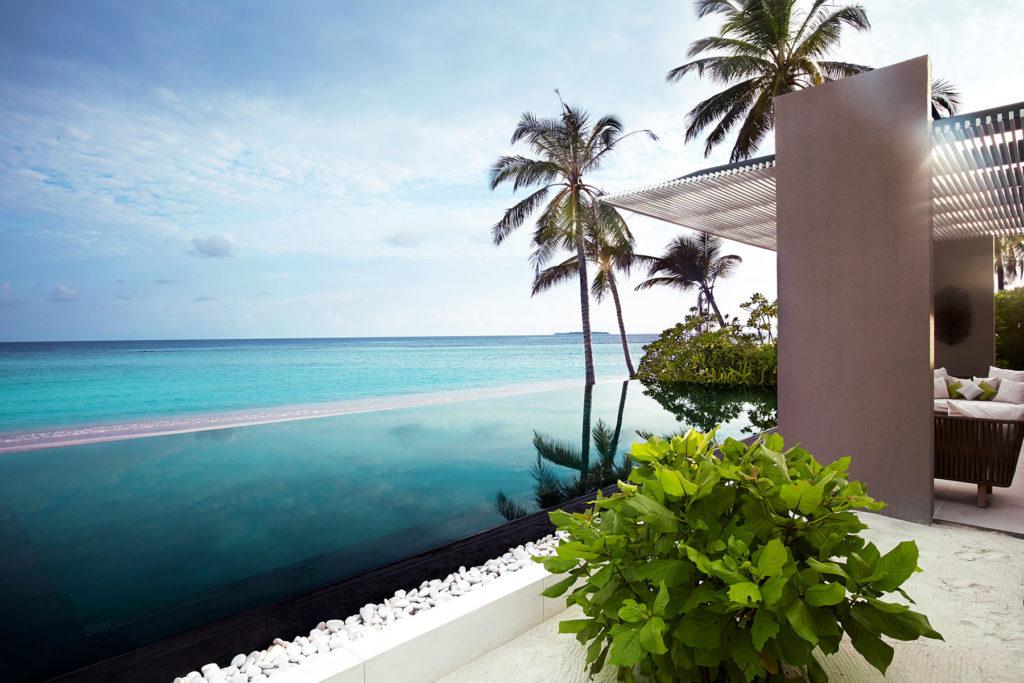 Maldives - Noonu Atoll - 1567 - Cheval Blanc plunge pool