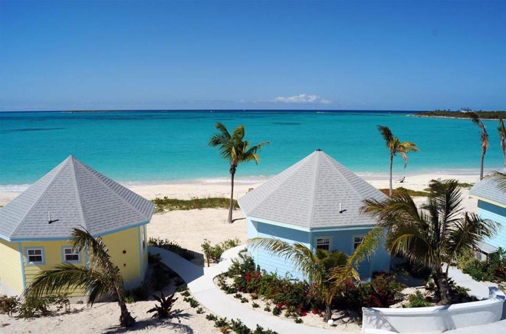 Bahamas - Exuma - Paradise Bay beach villas