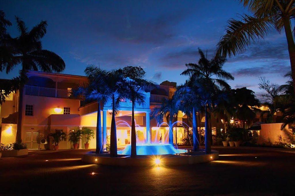 Barbados - Christ Church - Sugar Bay Barbados at night