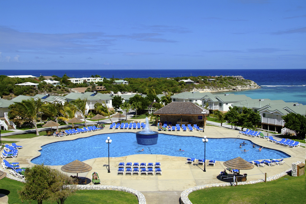 Antigua - St Philip's - The verandah resort & spa pool