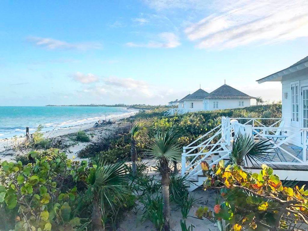 Bahamas - Andros - Kamalame Cay beach