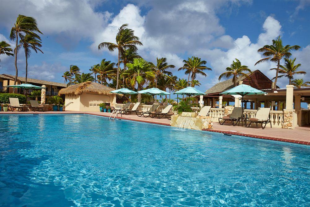 Aruba - Oranjestad-West - Manchebo Beach Resort and Spa pool