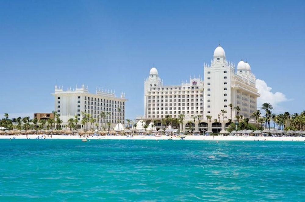 Aruba - Palm Beach - Hotel Riu Palace Antillies beach