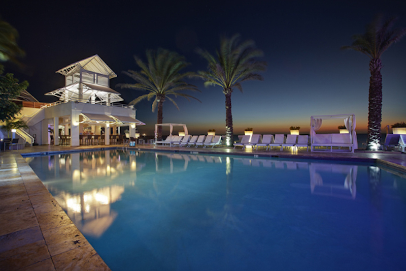Aruba - Oranjestad-West - Tamarijn Aruba pool