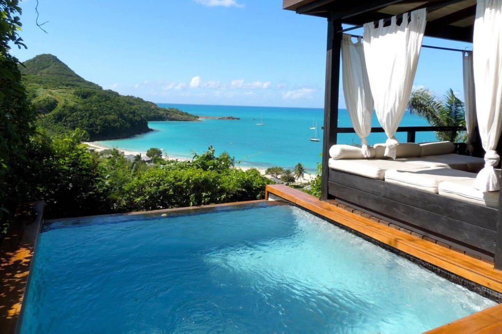 Caribbean - Antigua, St Mary's - Hermitage Bay