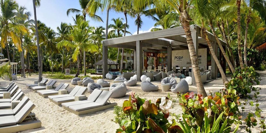 Dominican Rep - Bavaro - Catalonia Royal Bavaro Golf & Casino Resort beach