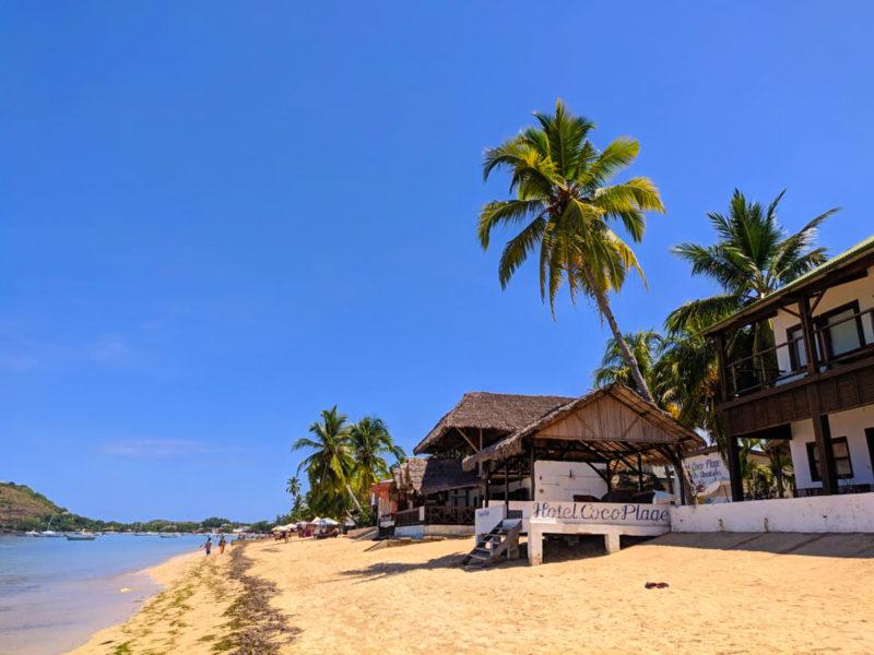 Beaches in Madagascar