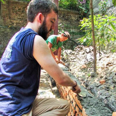 Construction and Renovation Project in Nepal, Kathmandu