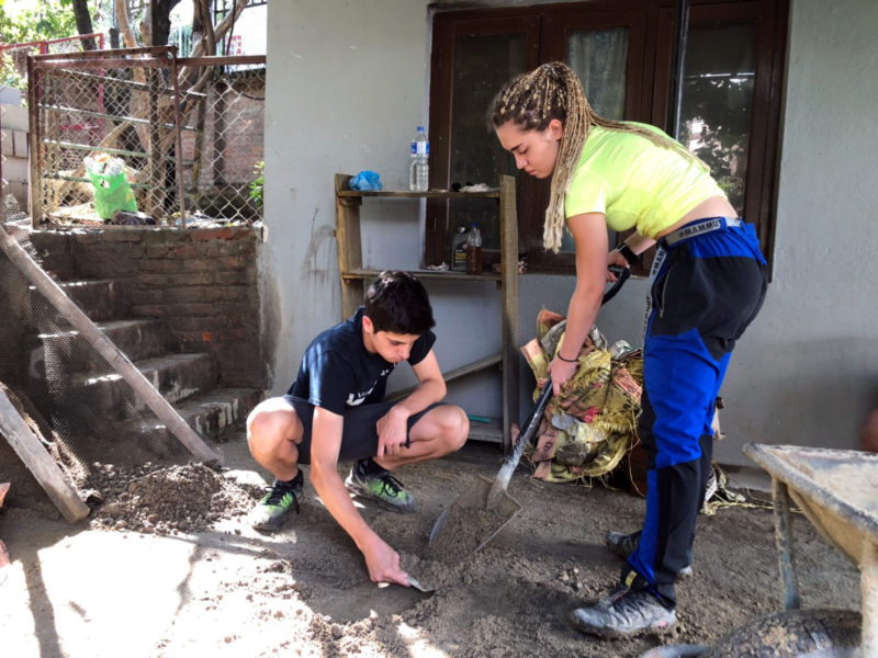 Community Renovation Volunteer Project