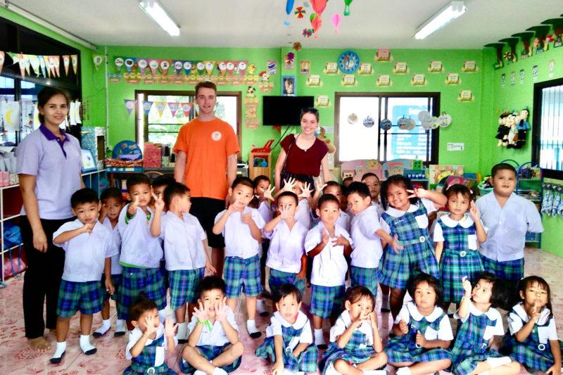 Volunteer Kindergarten Programme in Thailand
