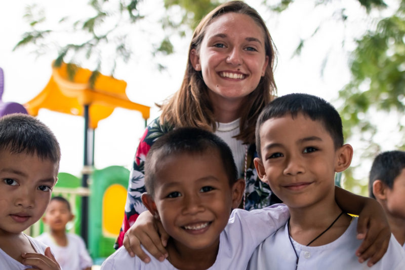 Volunteer Teaching Project in Thailand