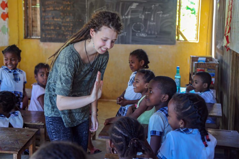Teaching Volunteer Project in Madagascar