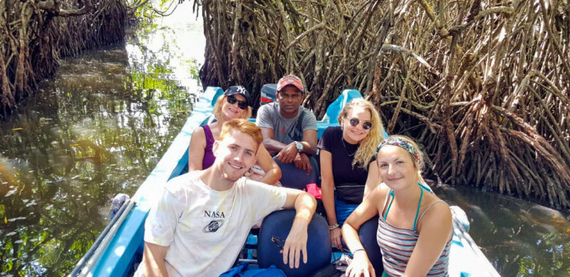 Boat Experience in Sri Lanka