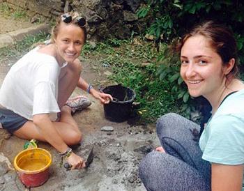 Building Community Project in Fiji