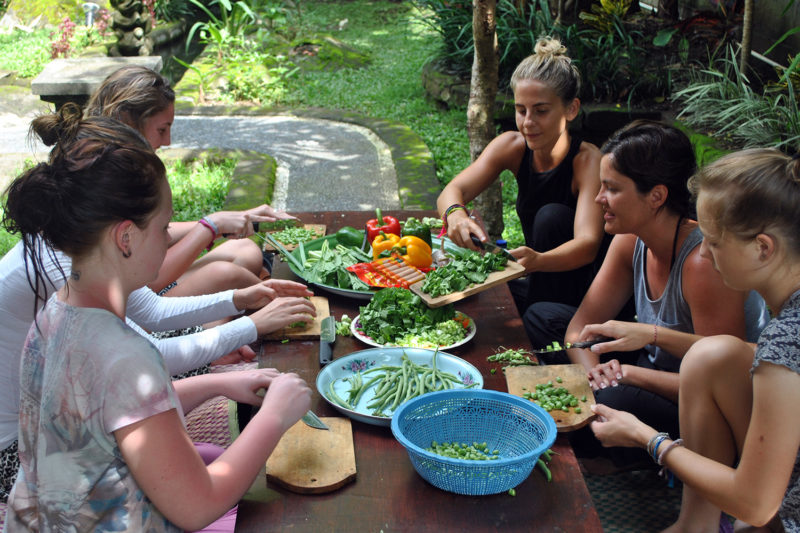 Learn to Cook Indonesian Food