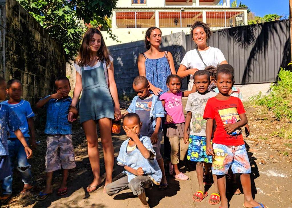 Volunteer Kindergarten Project in Madagascar