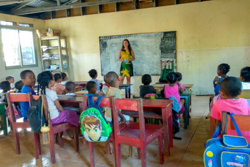 Volunteer Teaching Project Abroad