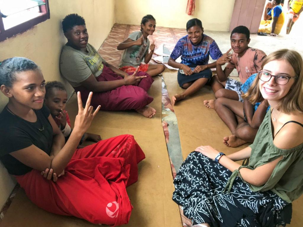 Volunteer Teaching Project in Fiji