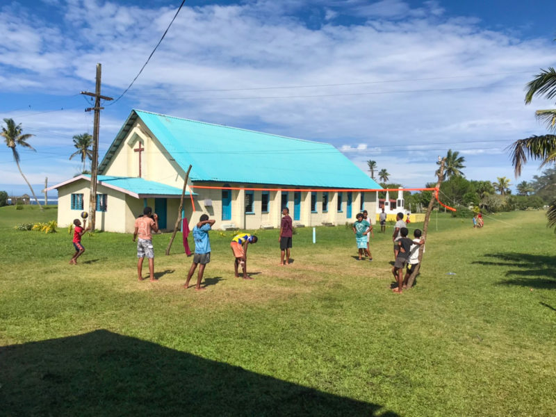 Fijian Kids Club