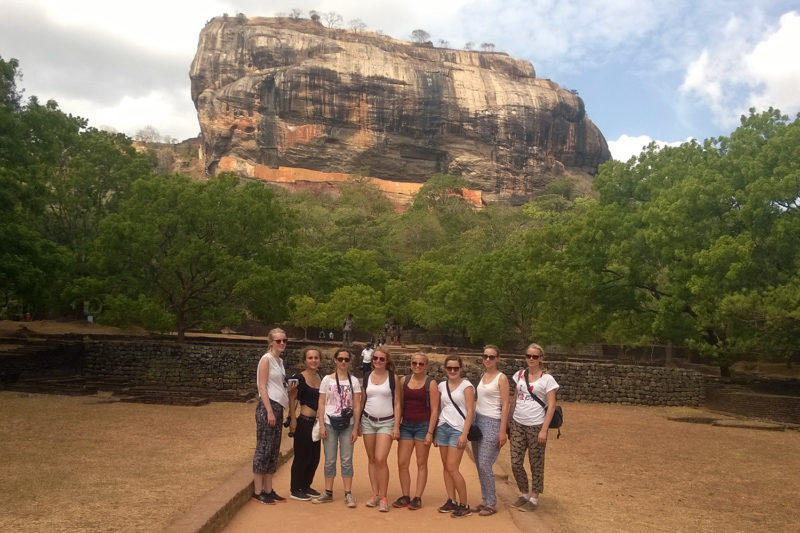 Visit Sri Lankan National Parks