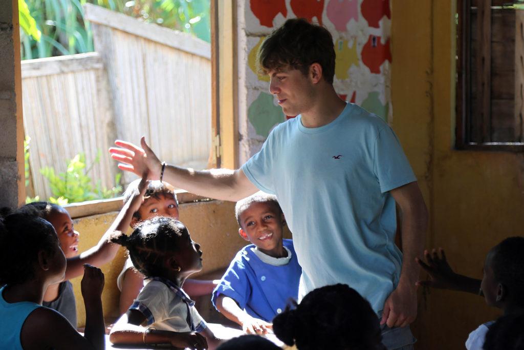 Volunteer Teacher in Madagascar