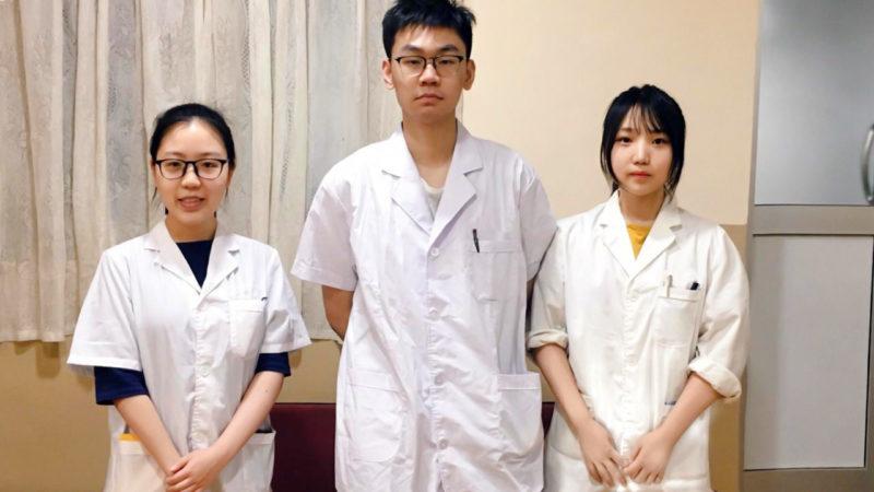 Medical Students in Sri Lanka