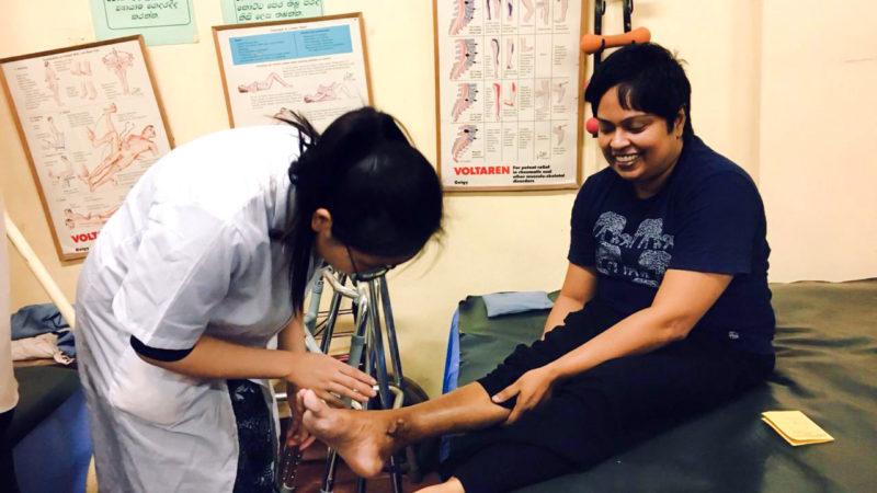 Medical Internship in Sri Lanka