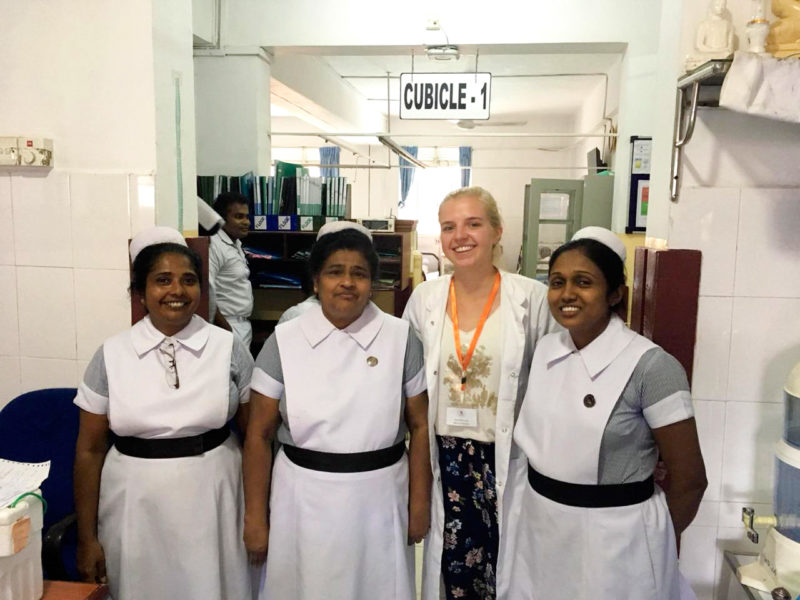 Volunteer Medical Project in Sri Lanka