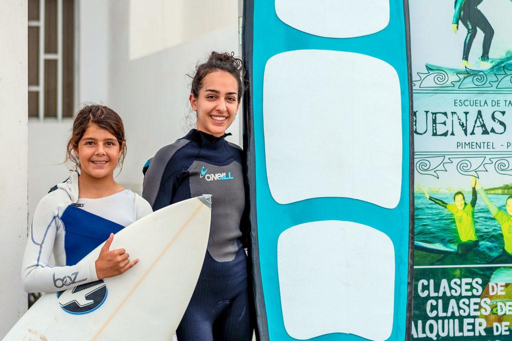 Surf Camp in Peru