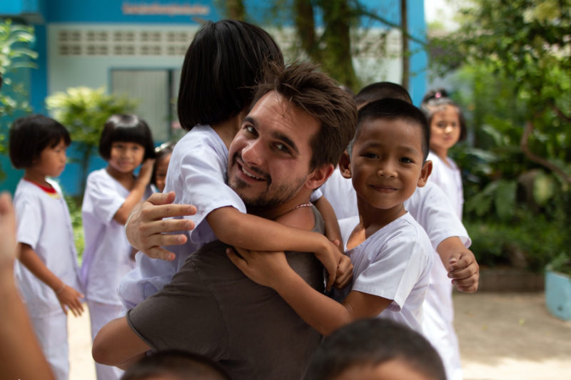 Volunteer Teaching Educational Programme Thailand