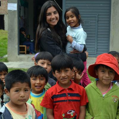 Kindergarten Experience in Cajamarca, Peru