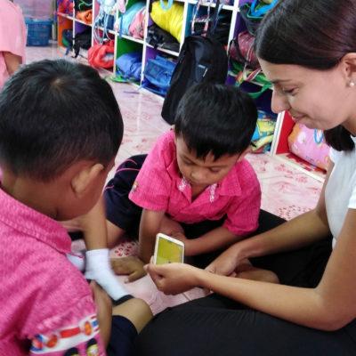 Kindergarten Teaching Volunteer Project in Thailand, Hua Hin