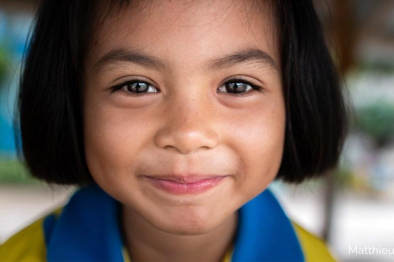 Thailand School Girl