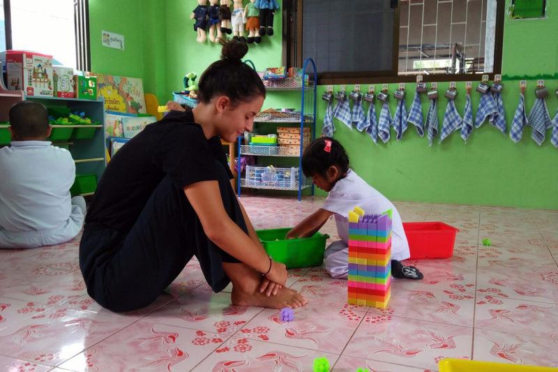 Volunteer Kindergarten Project Thailand